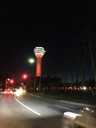 五稜郭タワー(赤ライトアップ).JPG