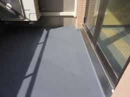 屋外階段防水改修工事 完了.jpg