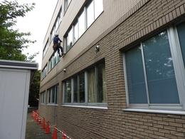 外壁の調査.JPG